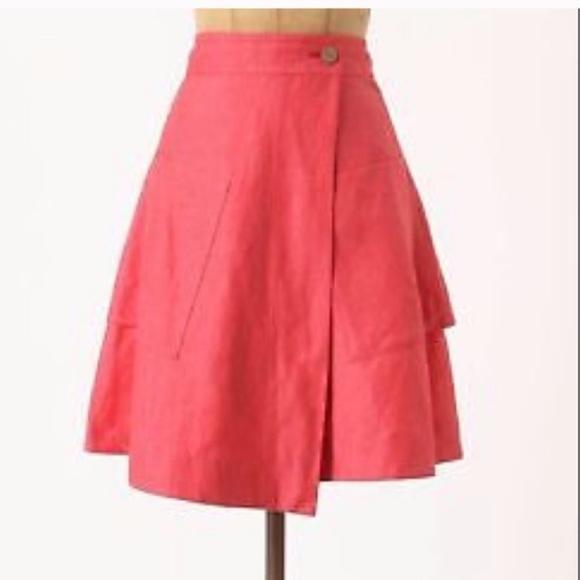 Anthropologie Dresses & Skirts - Anthropologie Postmark Skirt